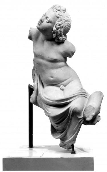 Gipsformerei, Staatliche Museen zu Berlin; Wolfgang Klein, Fotograf unbekannt