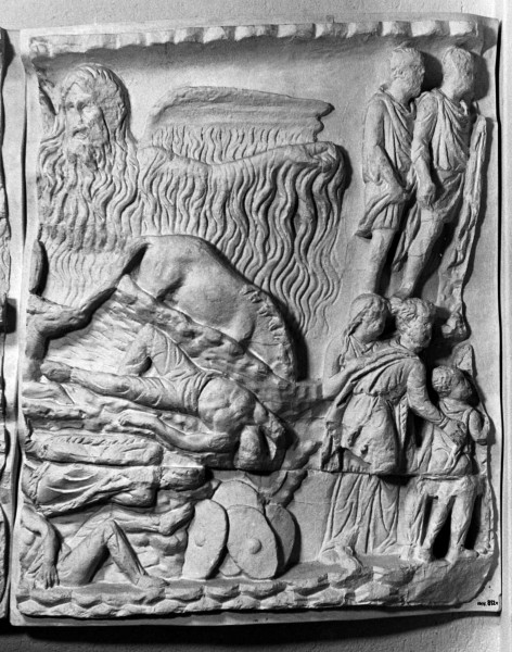Gipsformerei, Staatliche Museen zu Berlin; Museum für Abgüsse Klassischer Bildwerke München, Fotograf unbekannt